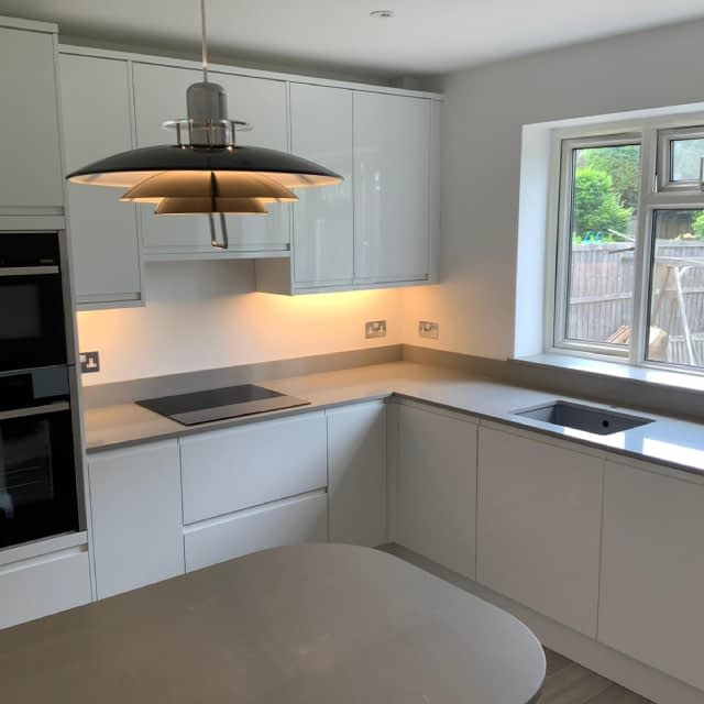 CopperOak Property Services Surrey Kitchens Bathrooms
