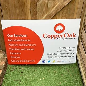 CopperOak Property Services Surrey