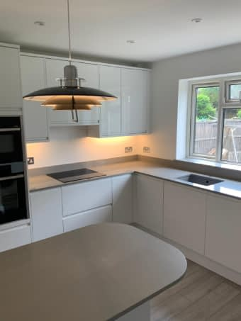 CopperOak Property Services Kitchens